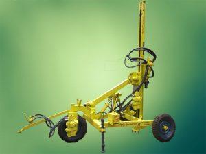 Wagon Drill Rig -130