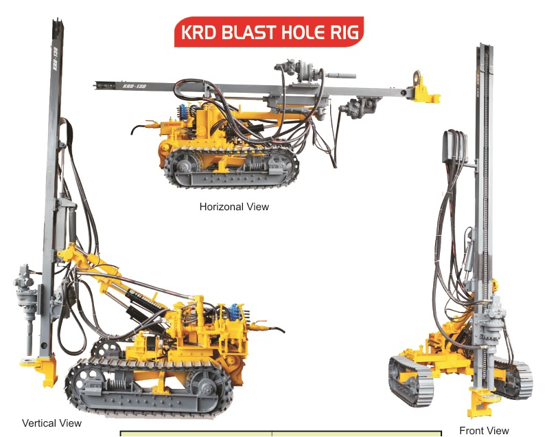 Krd Industries - All type of Drilling Rigs Manufacturer in India
